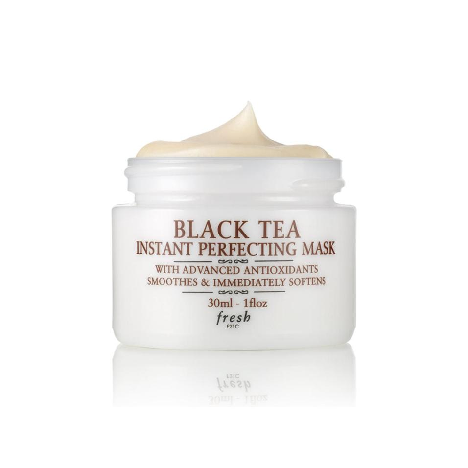 BuyFresh Black Tea Instant Perfecting Mask, 30ml Online at johnlewis.com BuyFresh Black Tea Instant Perfecting Mask, 30ml Online at johnlewis.com Fresh Black Tea Instant Perfecting Mask
